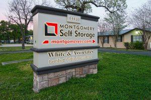 Schroeder Road Storage Entrance